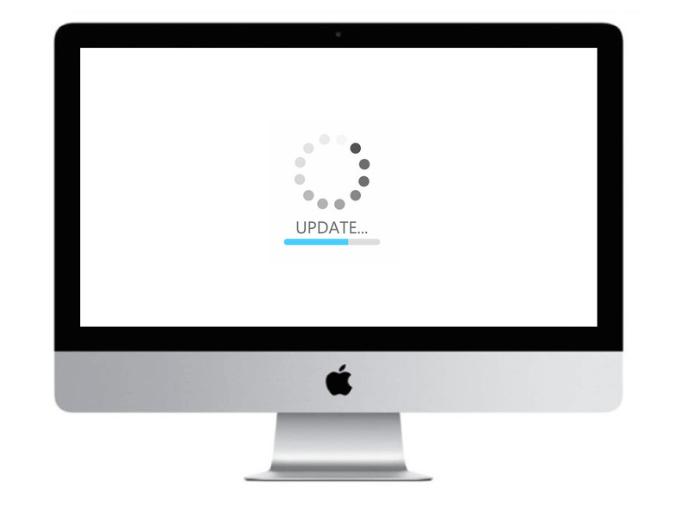 imac apple software upgrade